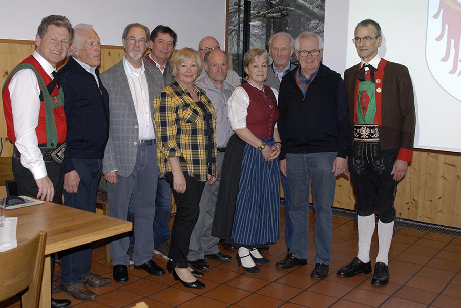 Feldkirch-Bludenz Vorstand 2018