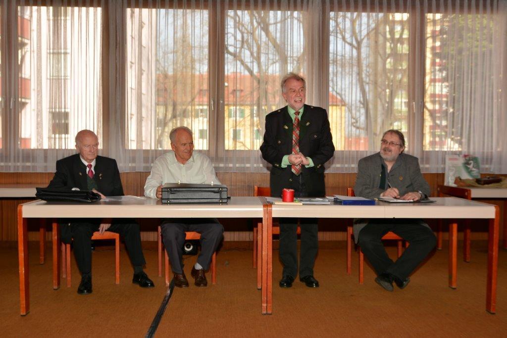 Jahreshauptversammlung Graz 2017