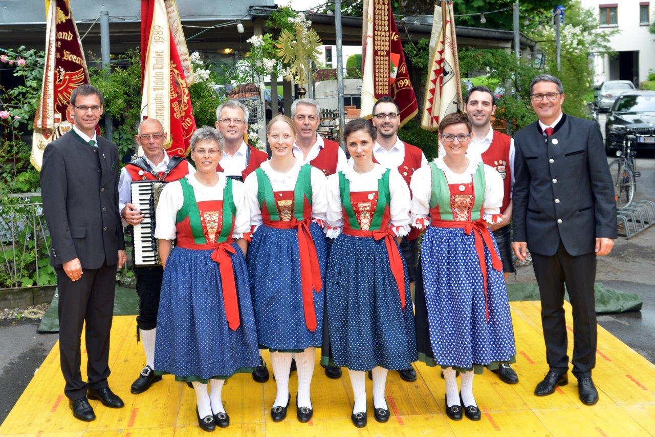 Volkstanzgruppe Rosengarten Bregenz