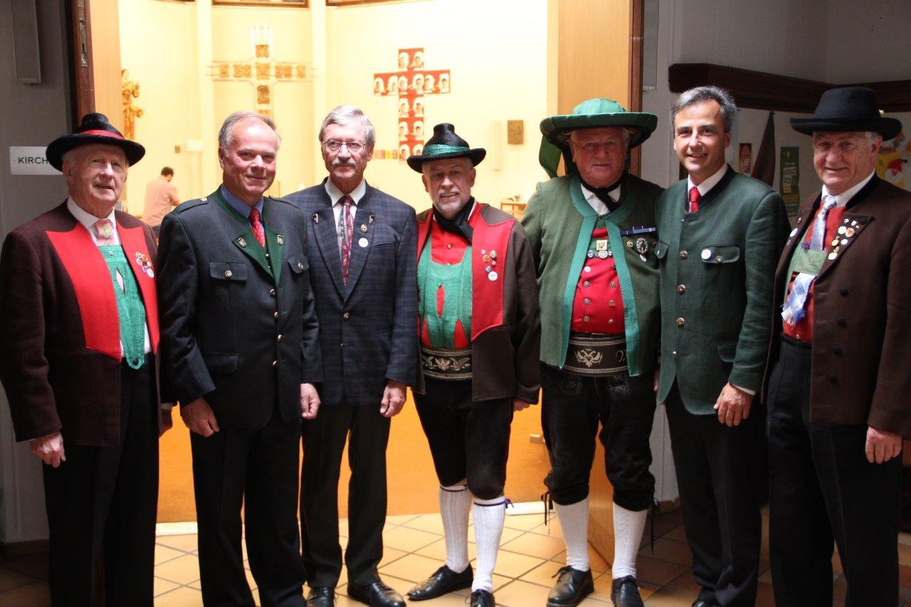 70 Jahre Feier Bund Steiermark