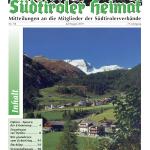 Südtiroler Heimat Juli August 2019