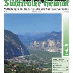 Südtiroler Heimat September 2019
