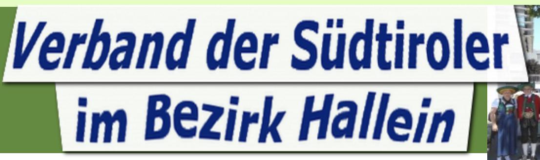 Verband der Südtiroler im Bezirk Hallein