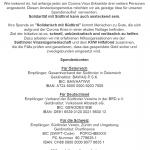 Spendenaktion Solidarisch mit Südtirol
